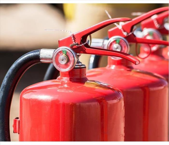 Fire Damage FAQs About Fire Extinguishers