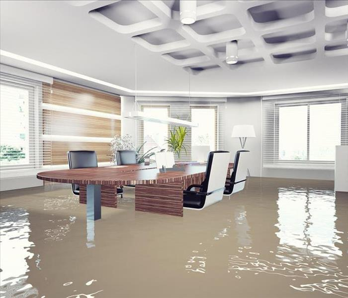 Commercial Common Causes of Commercial Water Damage