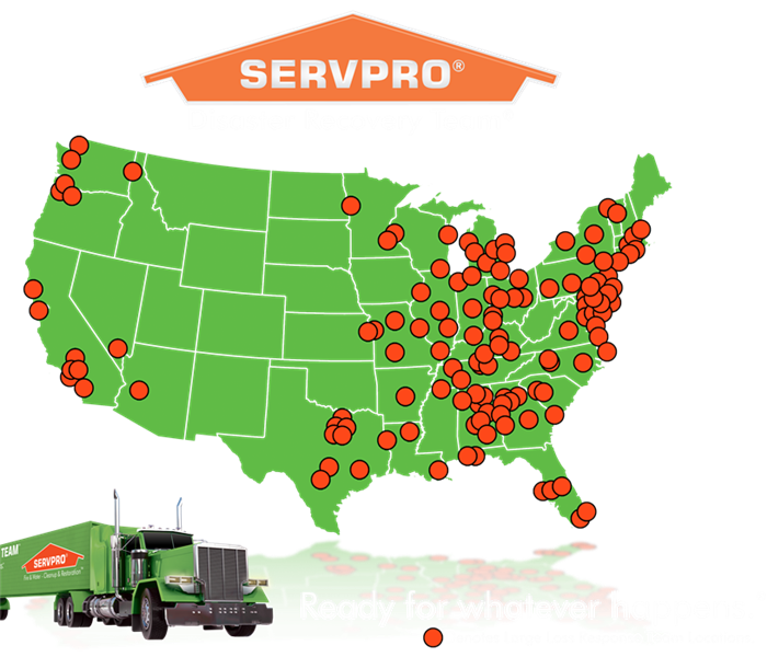 Commercial SERVPRO of Lee's Summit / Raytown / East Kansas City expands there Commercial Large Loss Capacity