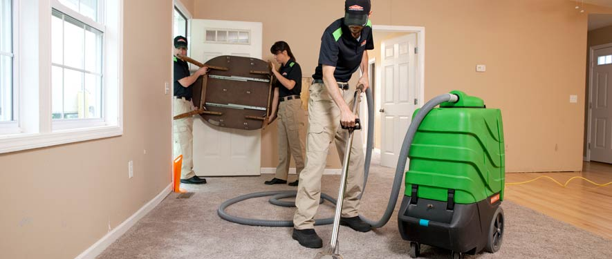Lee's Summit, MO residential restoration cleaning
